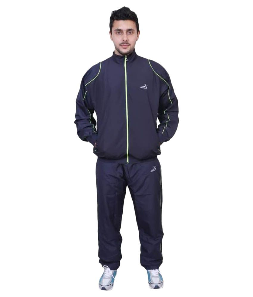 Vector Blue Track Suit