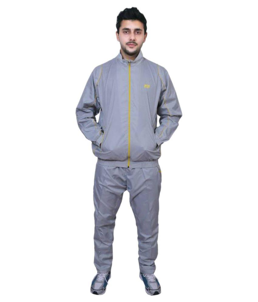 Vector Grey Track Suit