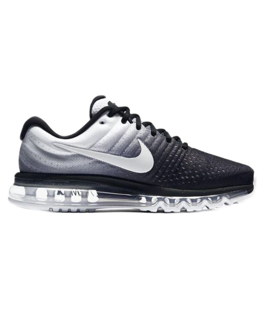 e82f4d98a1c3a Nike Max 2017 Multi Color Running Shoes - Buy Nike Max 2017 Multi Color Running  Shoes Online at Best Prices in India on Snapdeal