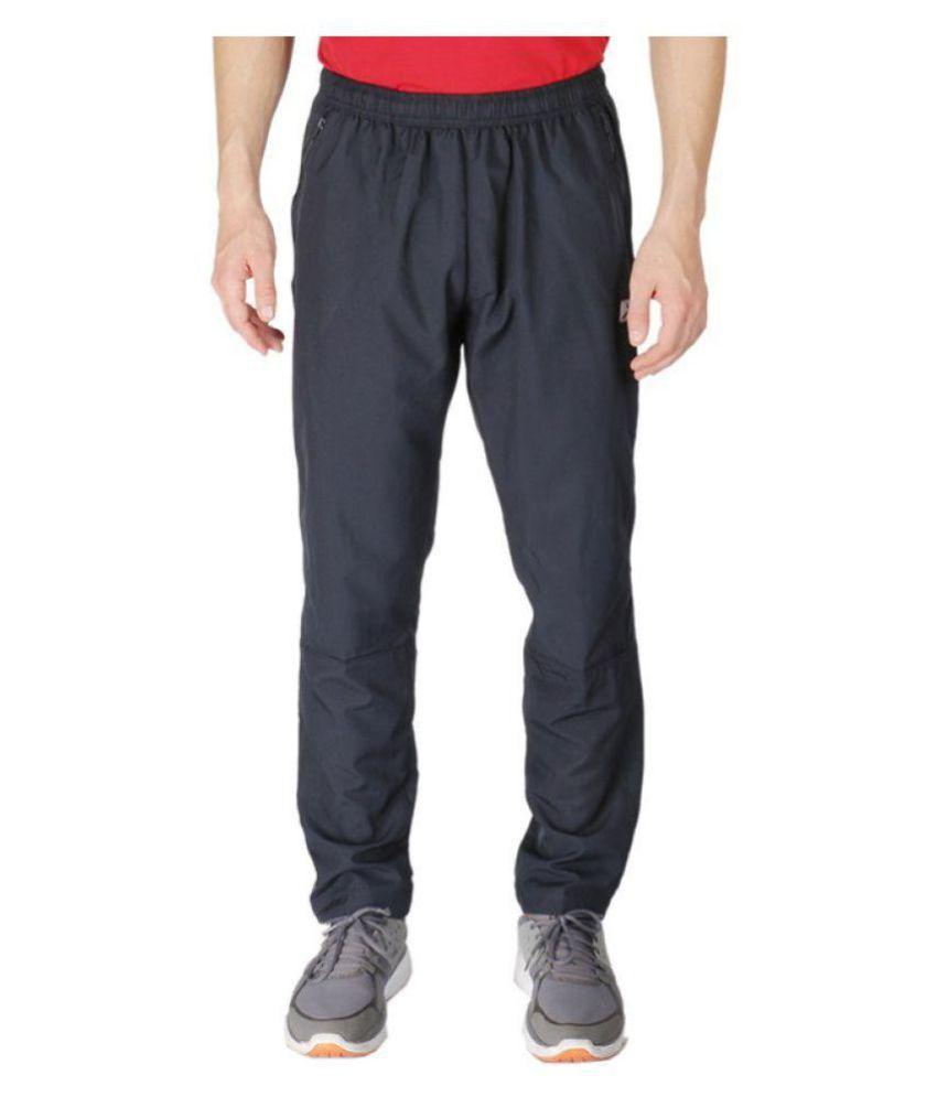 Vector X VL-1500-A Solid Men's Blue Track Pants