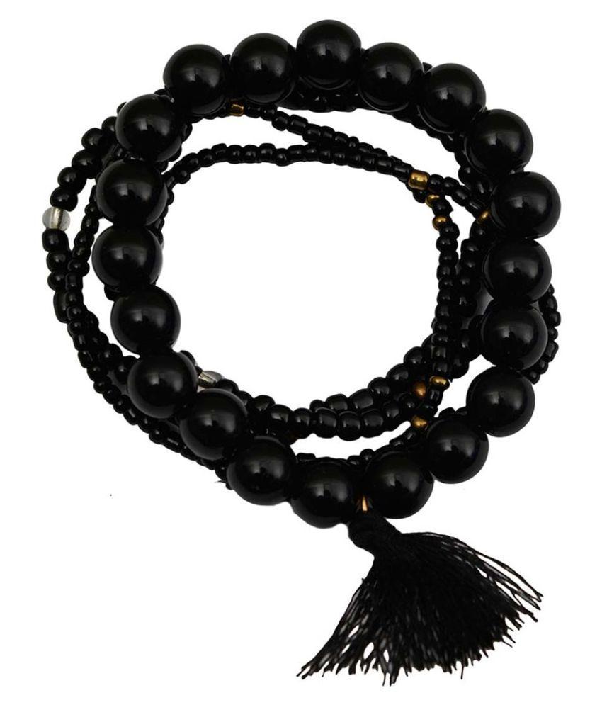 Taj Pearl Designer Adjustable Bracelet