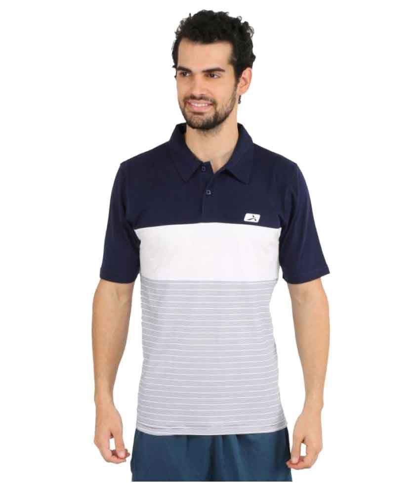 Vector X Multicolour Polo T-Shirt
