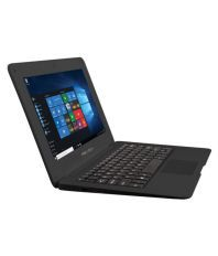 Reach A Series RCN-21 Netbook (Intel Atom- 2 GB RAM- 32GB eMMC- 25.65cm(10.1)- DOS) (Black)