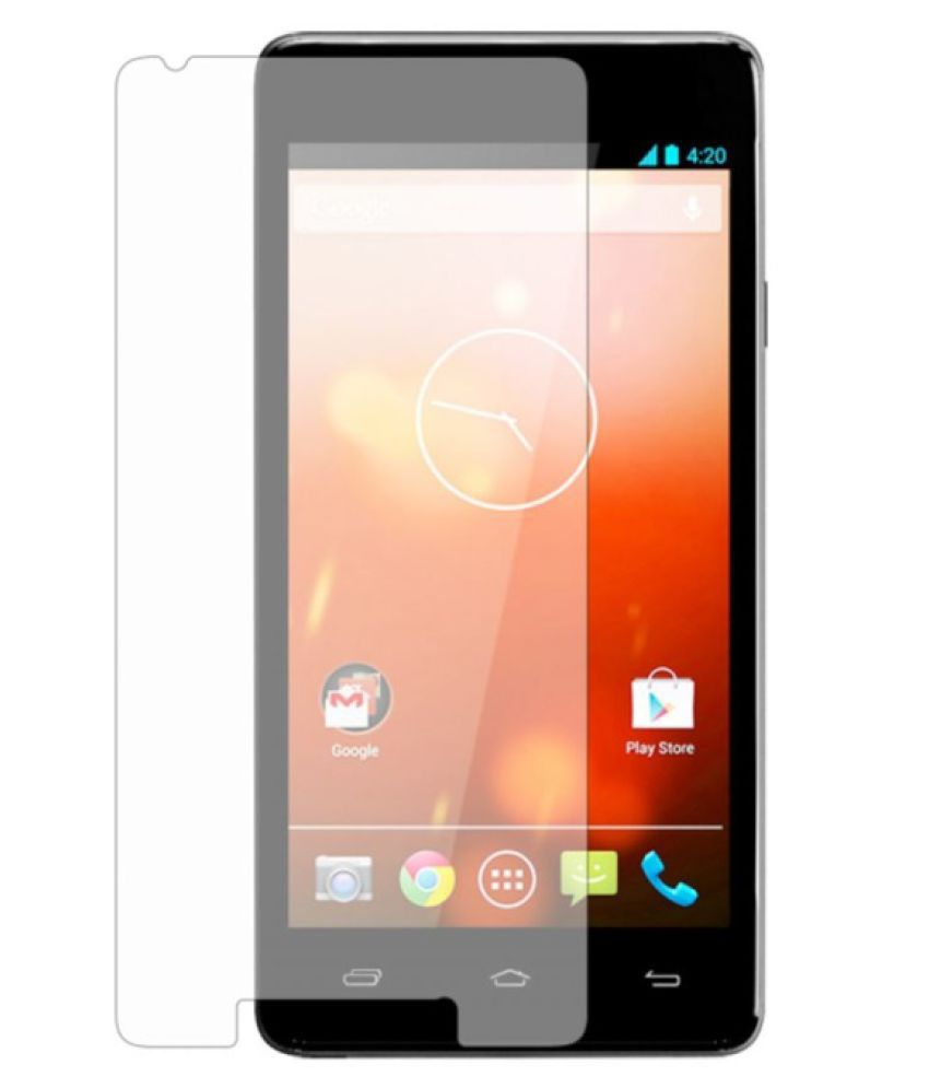 Micromax Canvas Fire 3 A096 Tempered Glass Screen Guard By Eon