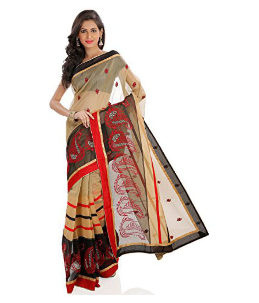 Shree Women's Cotton Silk Saree (SSK_352.55_Multi-Coloured)
