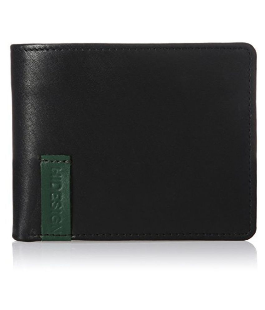 Hidesign Black Wallet