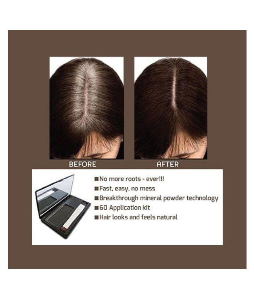 WIG-O-MANIA Hair4U Root Cover Up - Cover Up Your Gray ...