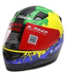 Ls2 - Full Face Helmet Multicolor L