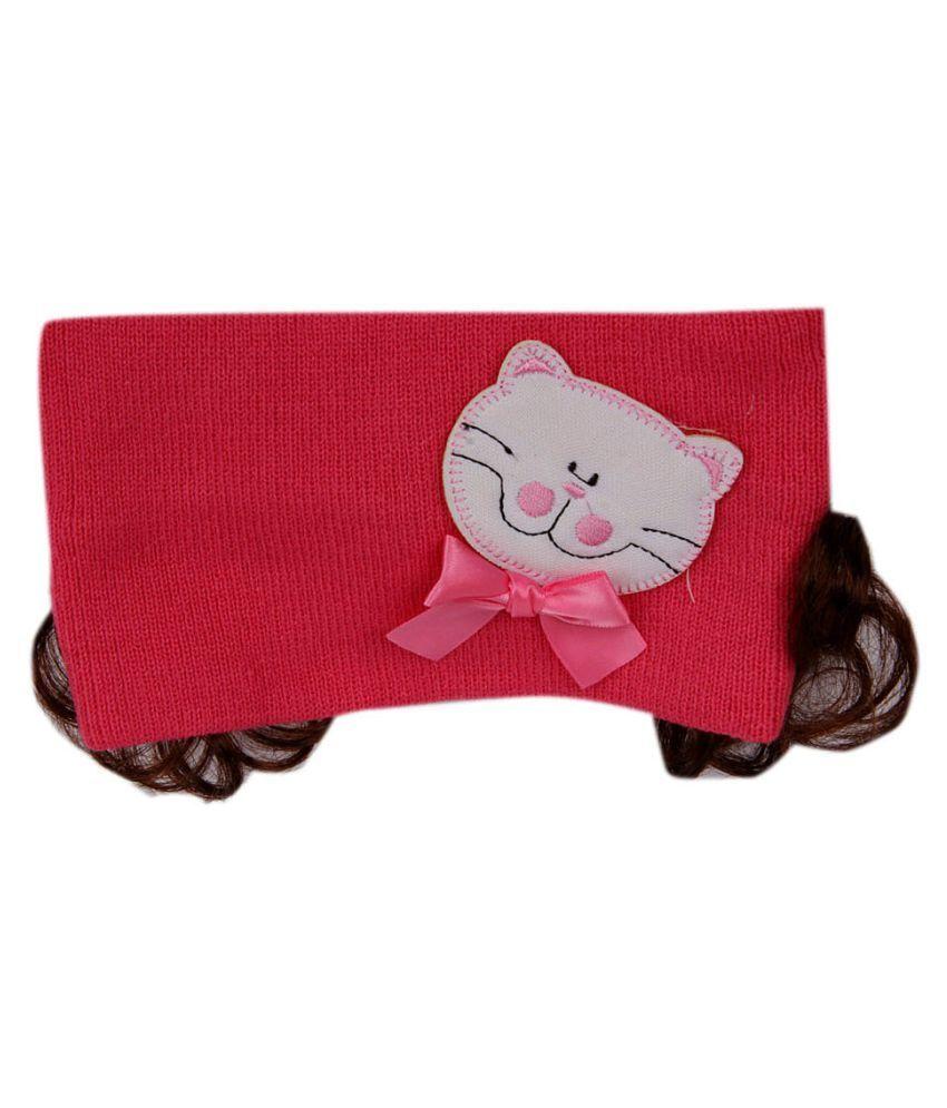 Pikaboo Pink Cap
