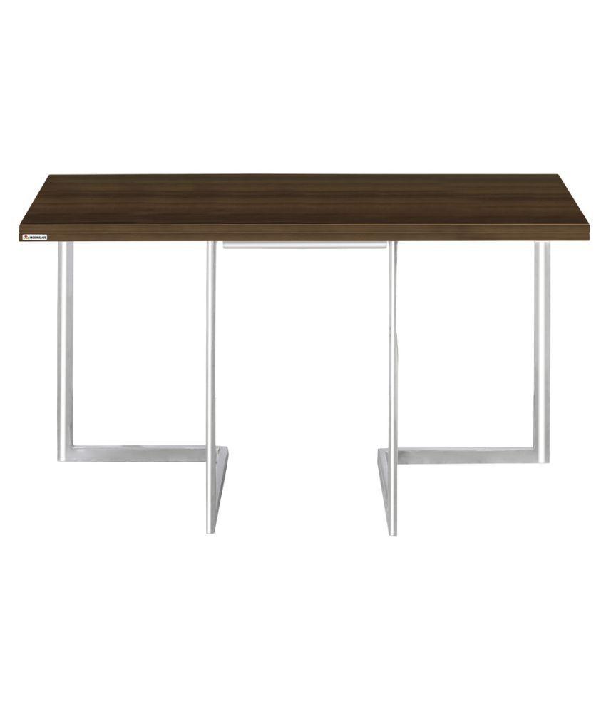 Epl modular metal extendable study table buy epl modular for Table metal extensible