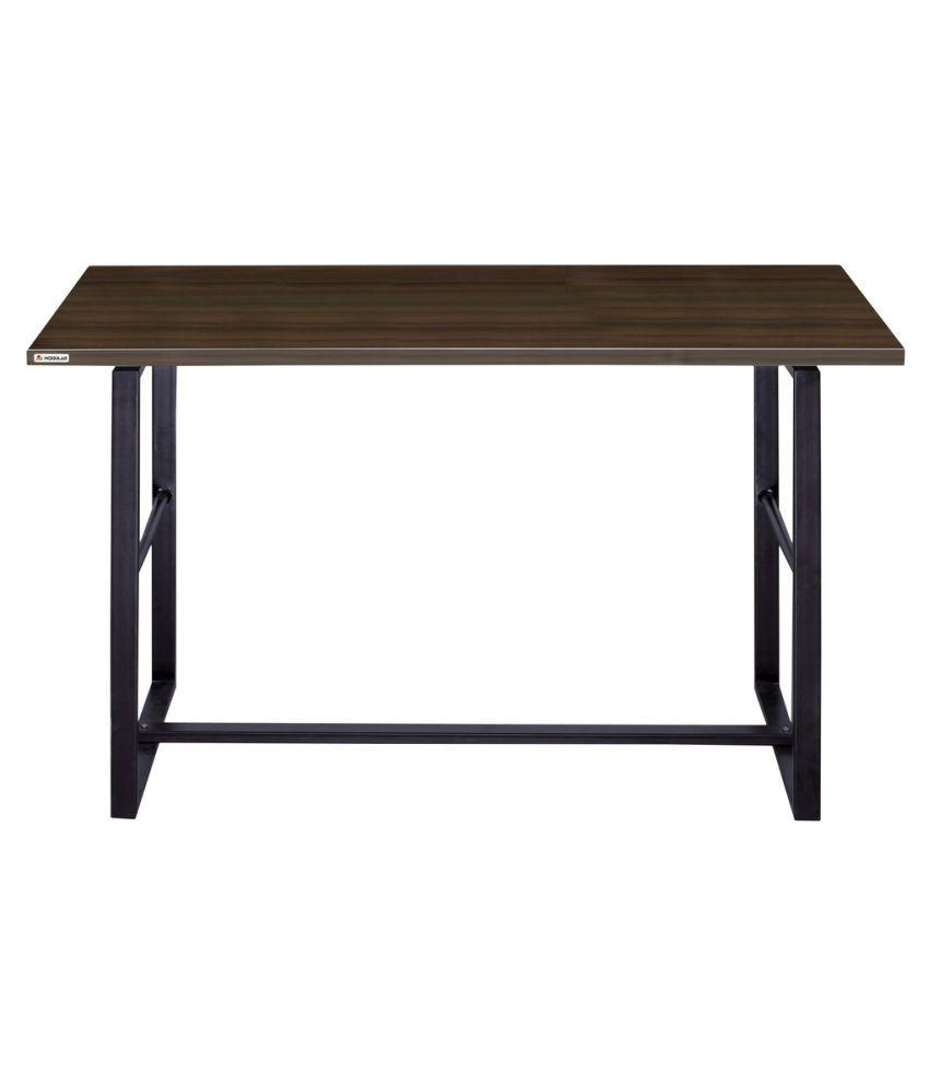Epl Modular Metal Study Cum Side Table Buy Epl Modular Metal Study