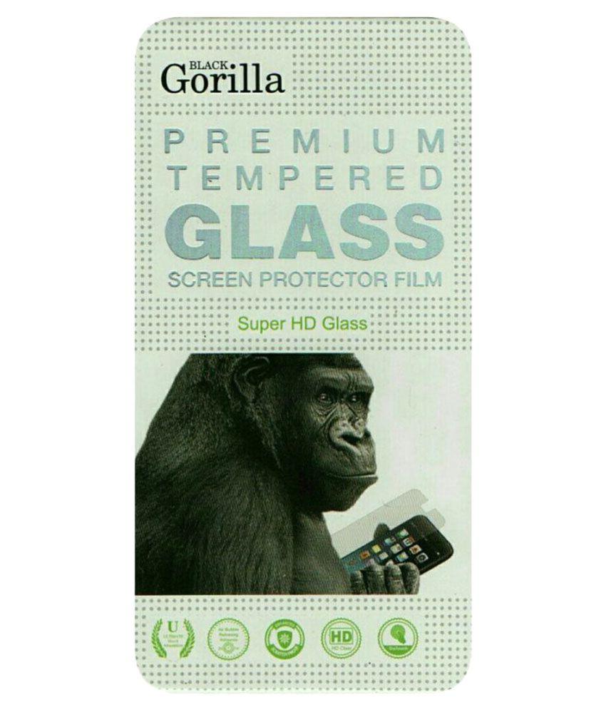 Micromax Yu Yutopia Tempered Glass Screen Guard By Black Gorilla