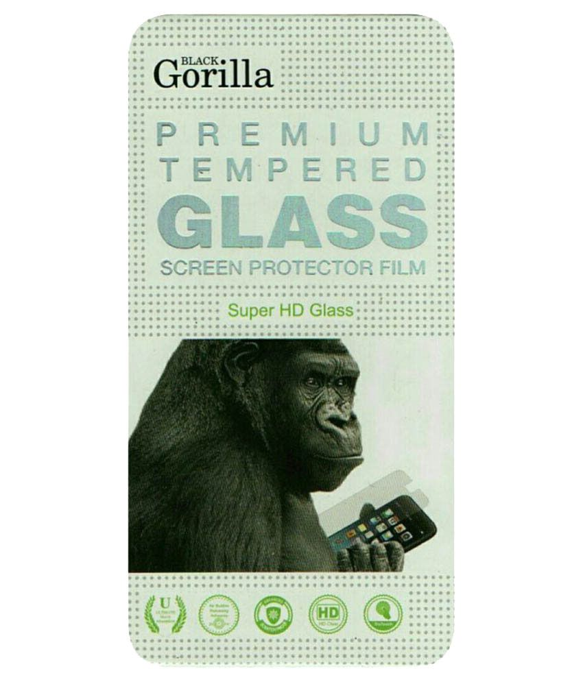 Samsung Galaxy J1 Tempered Glass Screen Guard By Black Gorilla