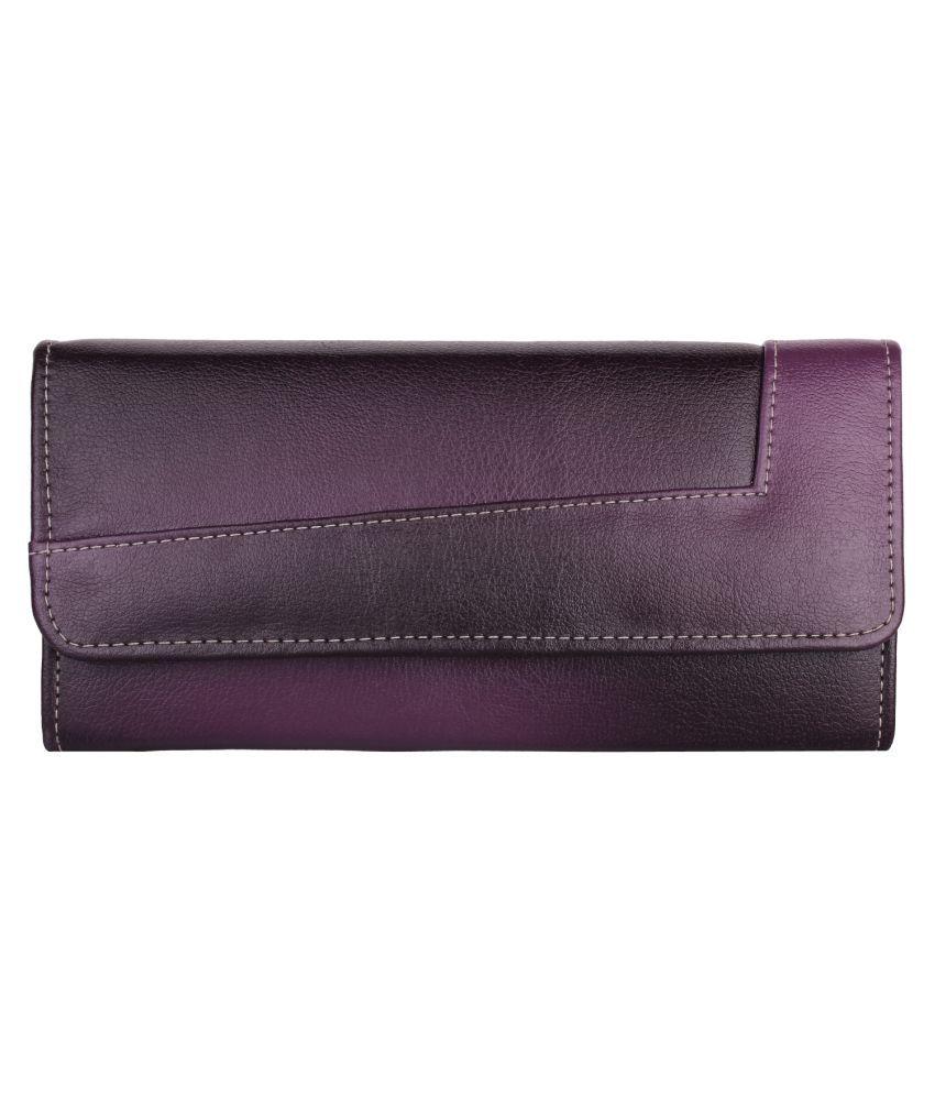 IIK Collection Violet Wallet