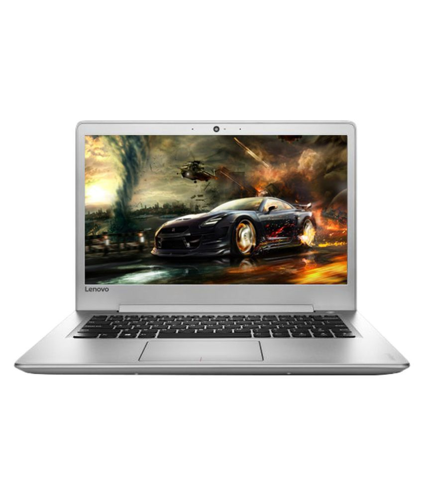 Lenovo Ideapad 510s (80UV003MIH) Notebook Core i5 (7th Generation) 4 GB 35.56cm(14) Windows 10 Home 2 GB Silver