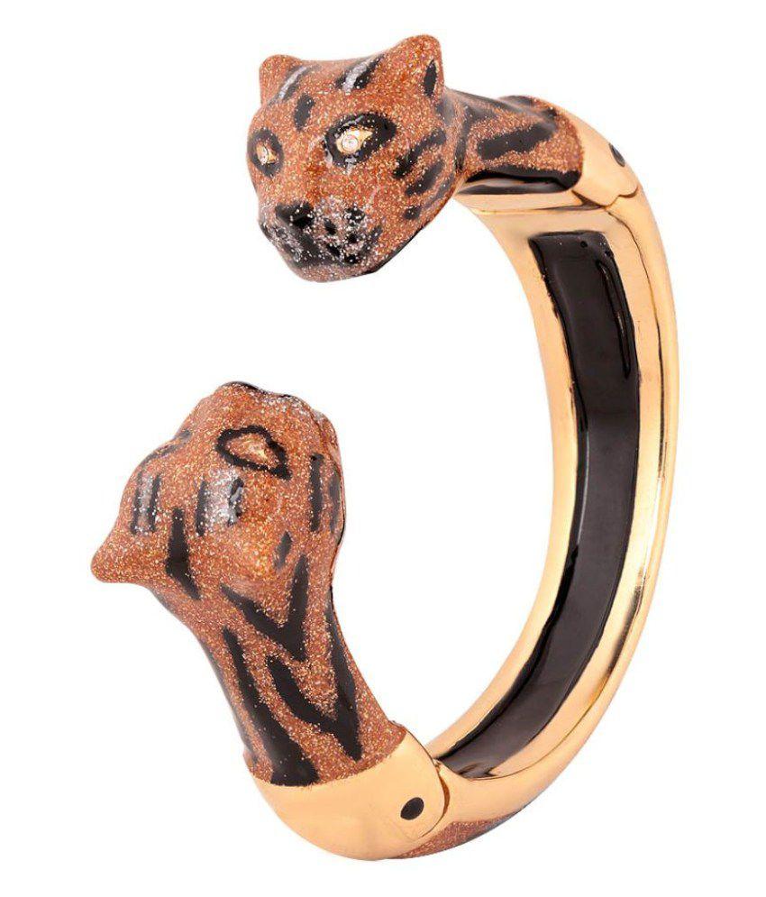 Shaze Multicolour Tiger Bracelet