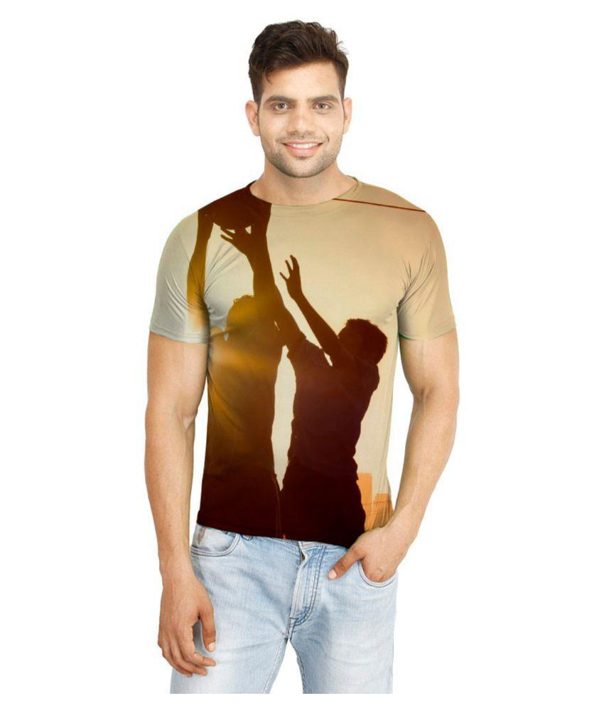 Atheno Multi Polyester T-Shirt