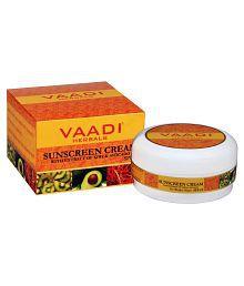Vaadi Herbals Suncreen Day Cream 90 Gm