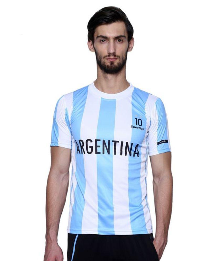 Sportigo Argetina Replica Jersey- Messi - 2016/17 (L)