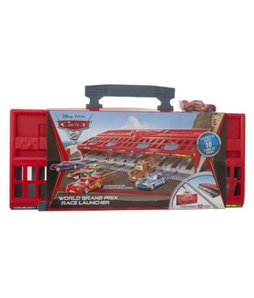 Cars 2 World Grand Prix Race Launcher