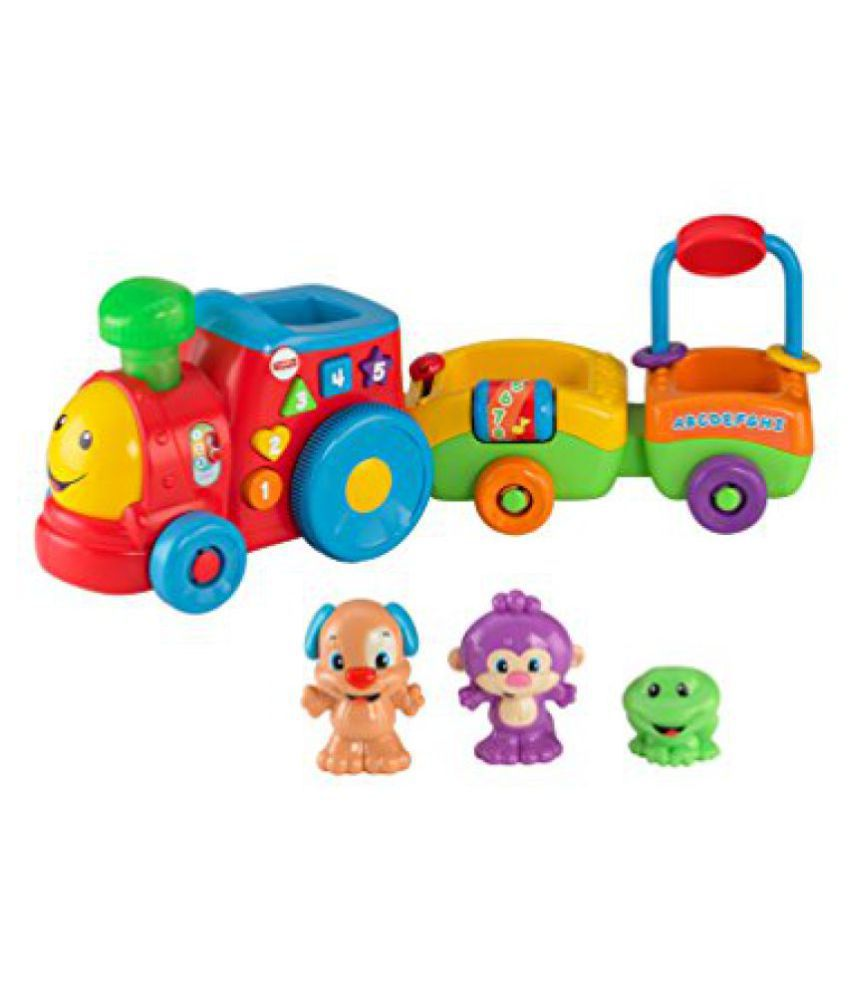 Fisher Price Laugh & Learn Smart Stages Puppys Train