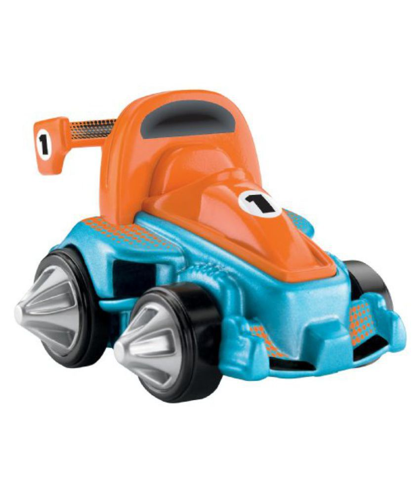 Fisher-Price Rev n Go Stunt Vehicle: Race Car