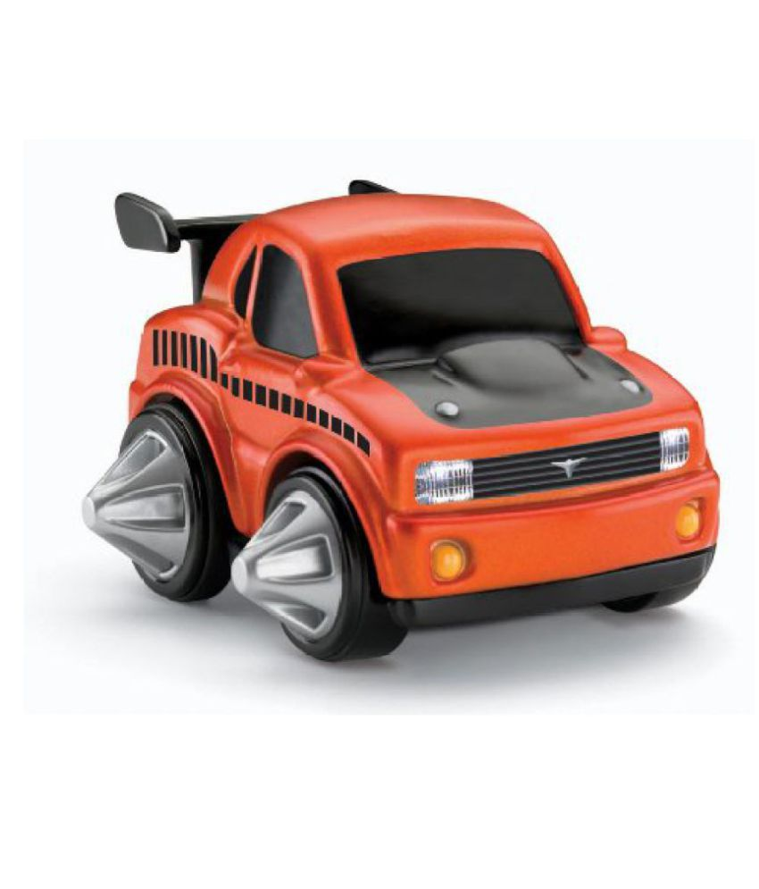 Fisher-Price Rev n Go Stunt Vehicle: Muscle Car