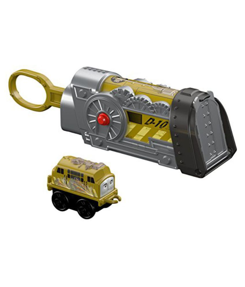 Fisher-Price Thomas the Train Minis Diesel 10 Launcher Toy