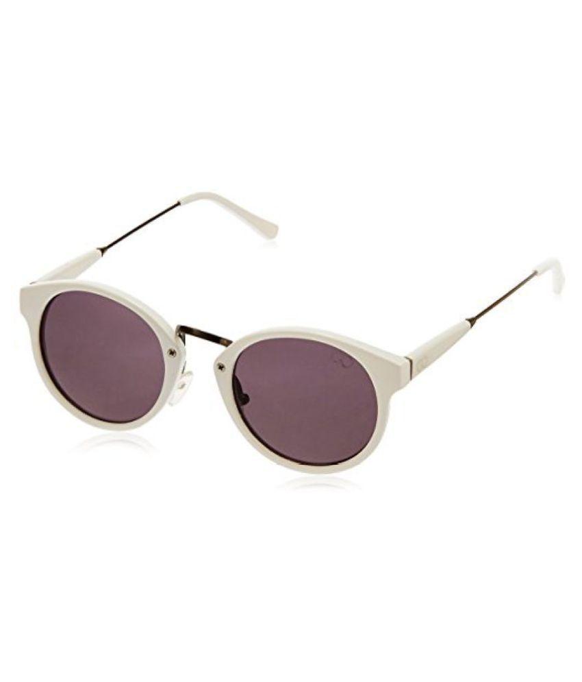GIO Collection Cateye Sunglasses (White) (P12181)