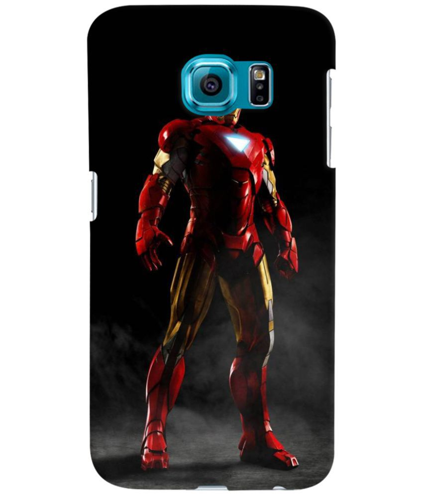 Samsung Galaxy S6 Printed Cover By Stubborne