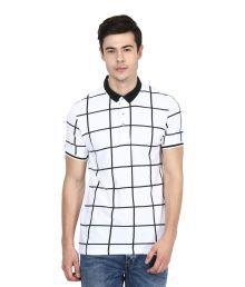 Ucb White Polo T Shirt