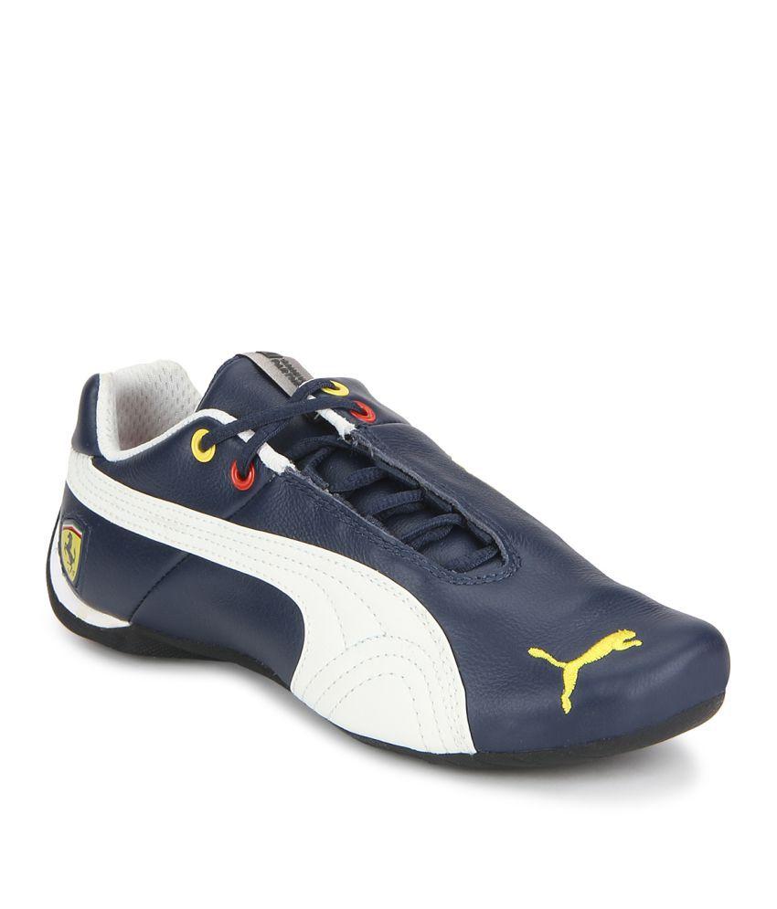 Puma Future Cat M1 Citi Blue Casual Shoes ...