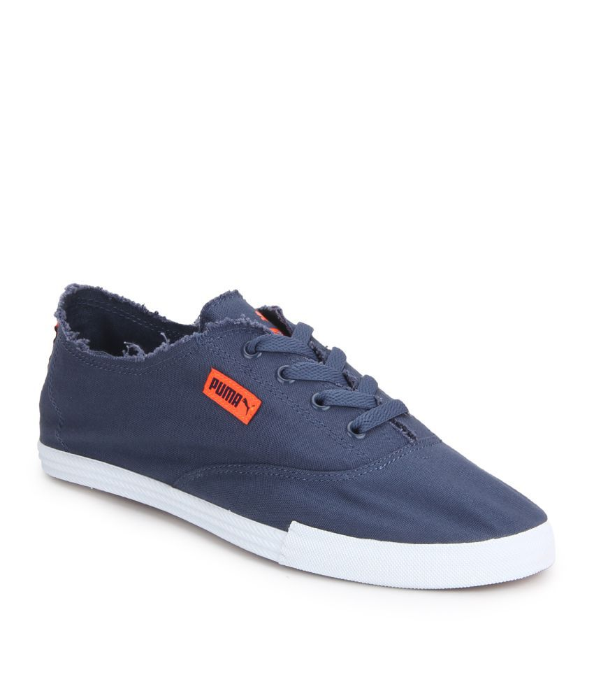 Puma Puma Streetsala IDP Navy Casual Shoes - Buy Puma Puma ...