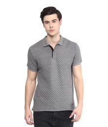 Ucb Grey Polo T Shirt