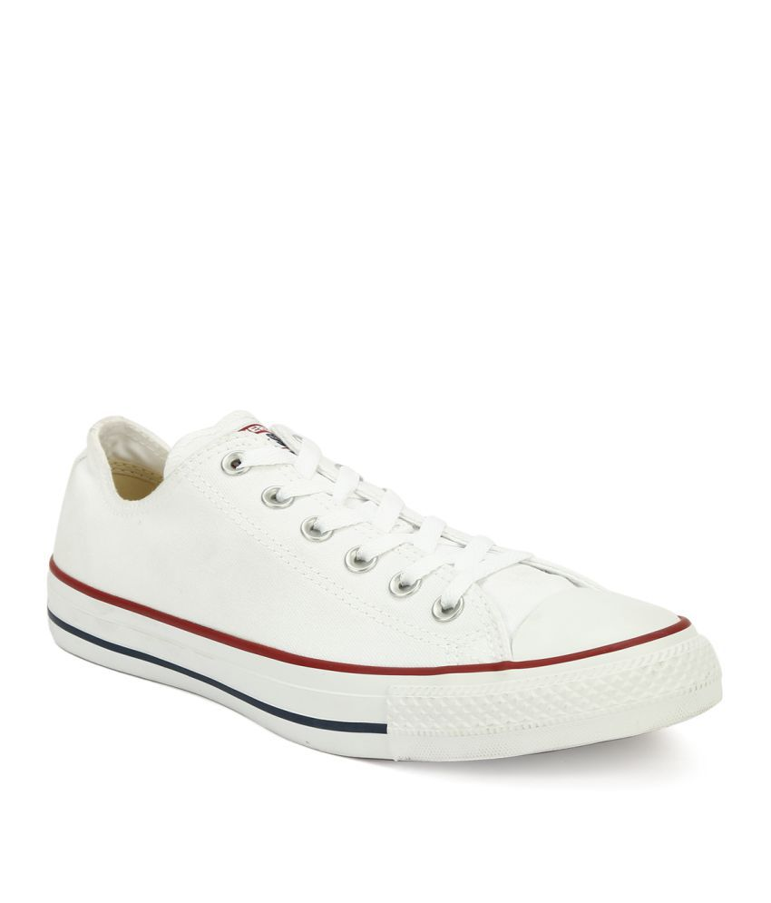 f7ad41dd0701 Converse 150768C Sneakers White Casual Shoes - Buy Converse 150768C  Sneakers White Casual Shoes Online at Best Prices in India on Snapdeal