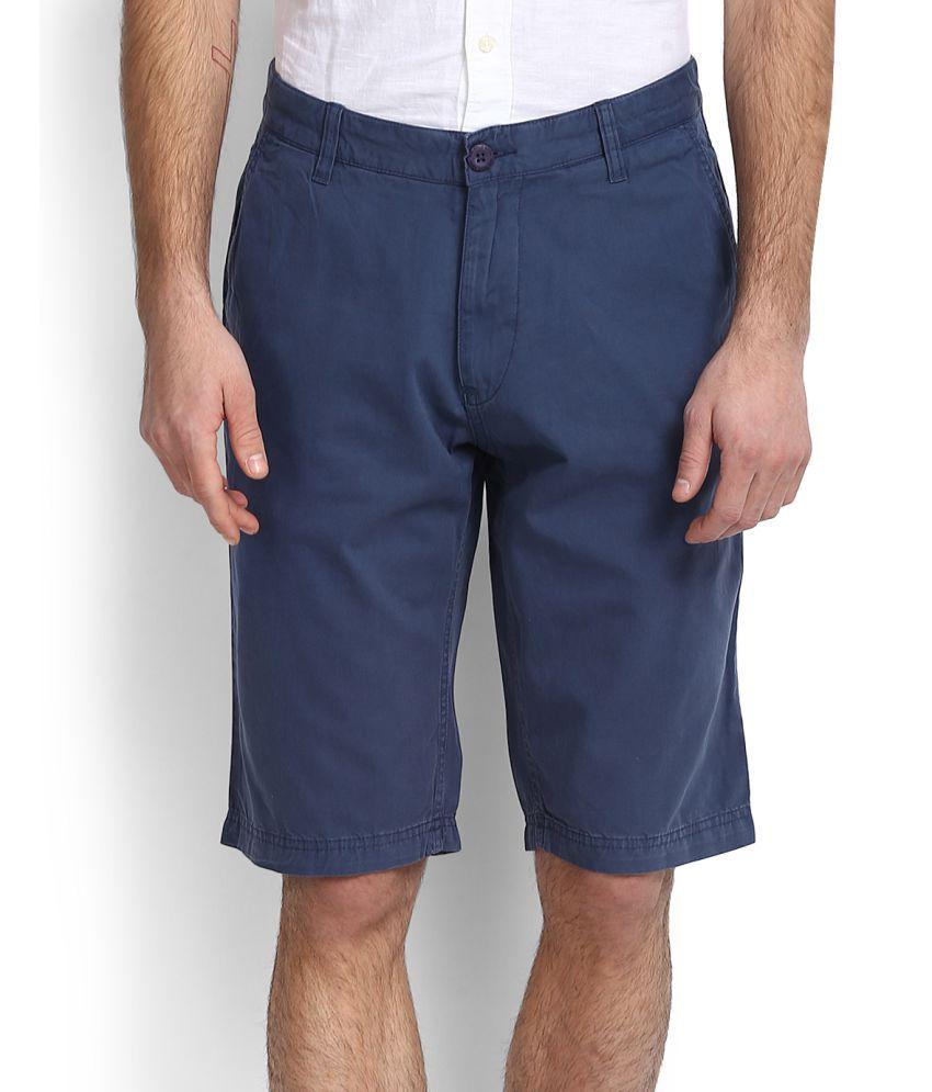 U.S. Polo Assn. Navy Shorts