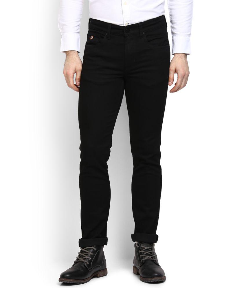 U.S. Polo Assn. Black Skinny Jeans