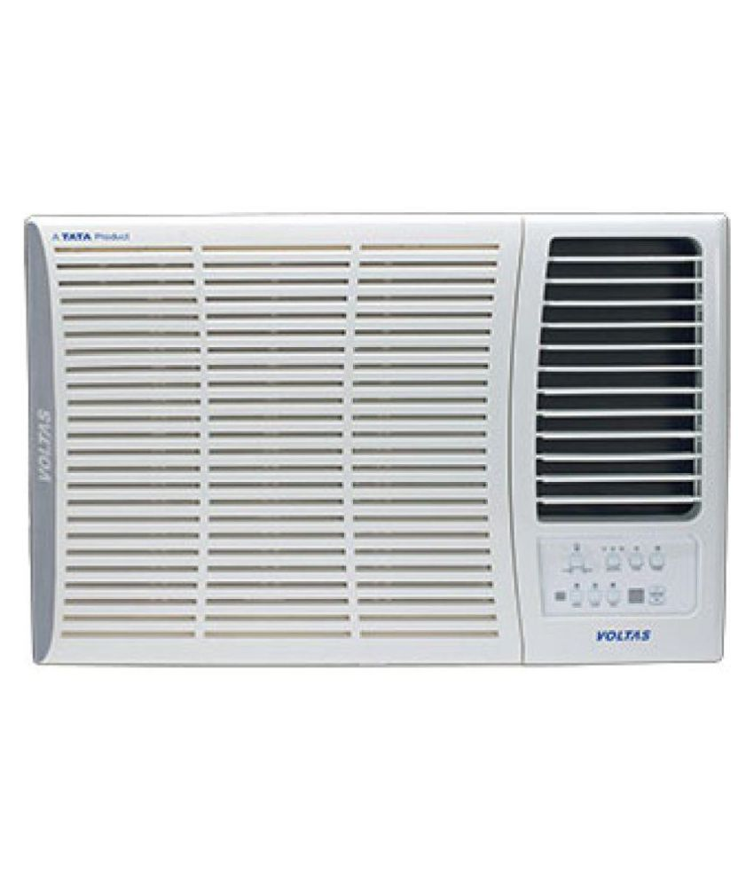Voltas 1 Ton 5 Star 125DY Window Air Conditioner (2017 Model) Snapdeal deals