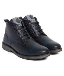 Bacca Bucci Black Casual Boot