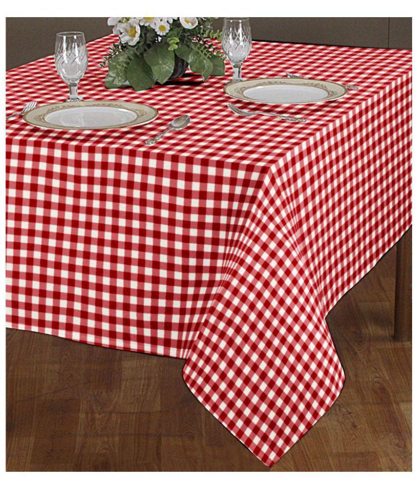 Airwill 4 Seater Cotton Single Table Covers
