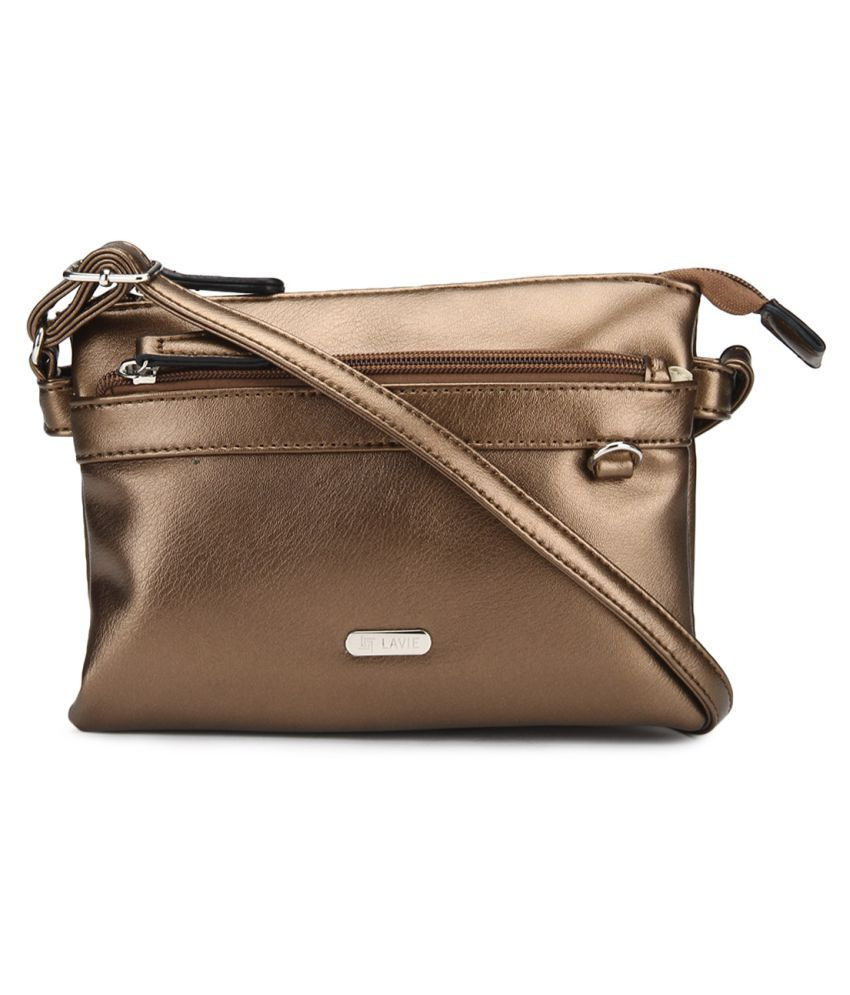 Lavie Copper P.U. Sling Bag