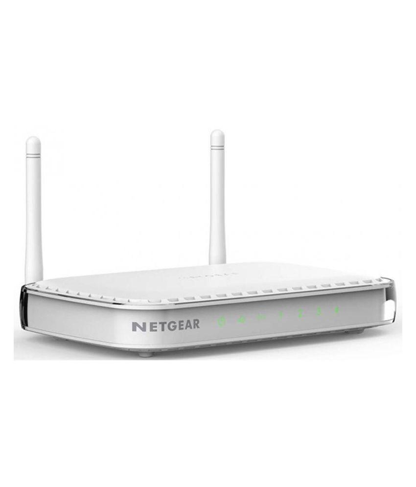 Netgear WNR614 N300 Wi Fi Router  White, Not a Modem