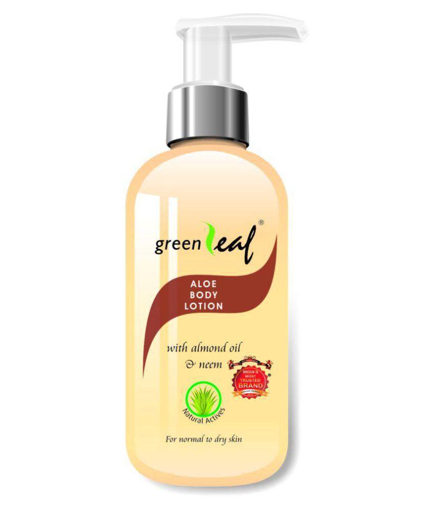 Green Leaf Body Lotion 210 ml