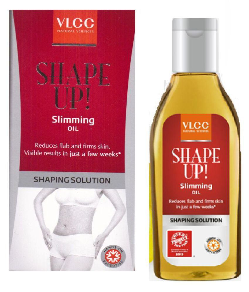 VLCC Slimming Oil SHAPE UP! Shaping & Firming Lotion 200 ...