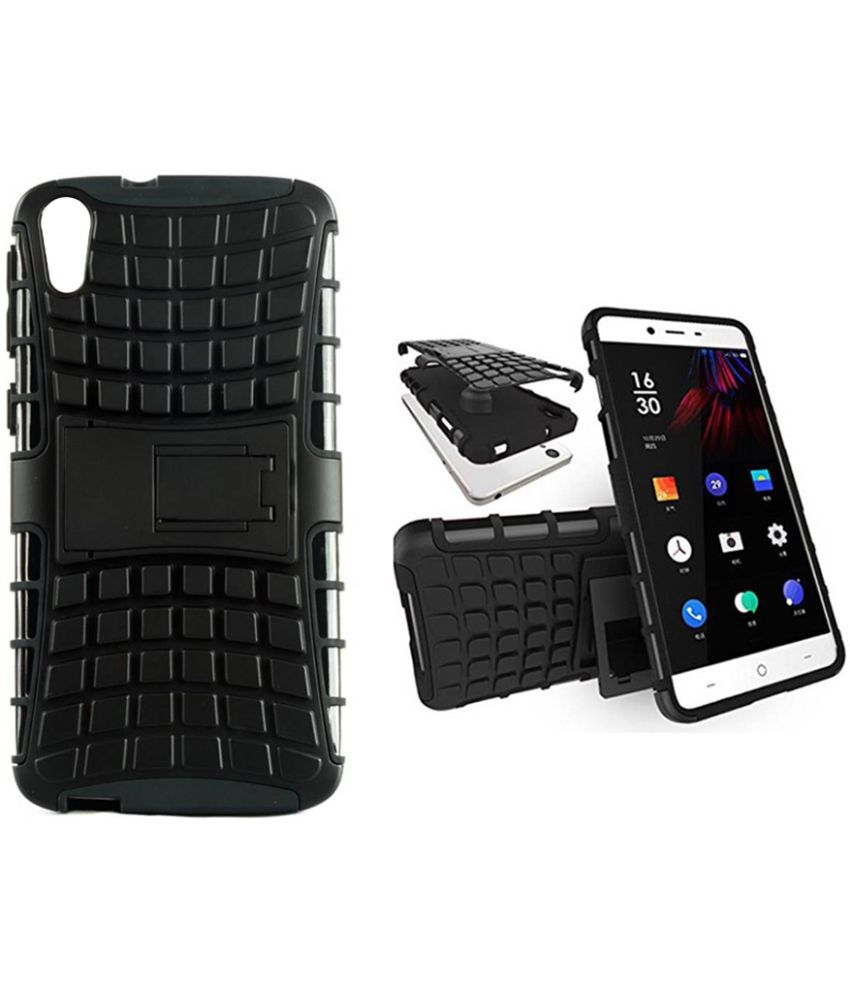 HTC Desire 828 Shock Proof Case G-MOS - Black