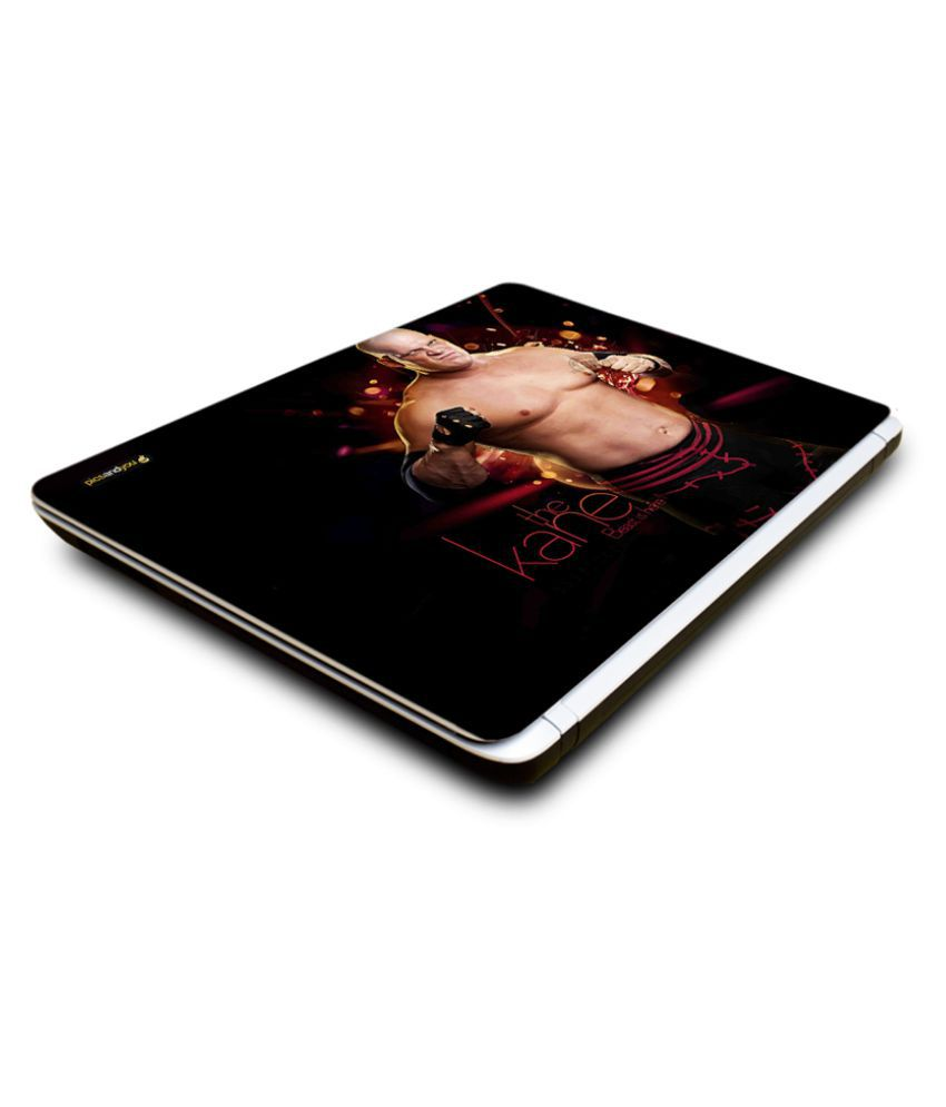 Pics And You Wwe Kane 98 Laptop Skin (3m/avery Vinyl, 15x10 Inches) - Sp098  available at snapdeal for Rs.249