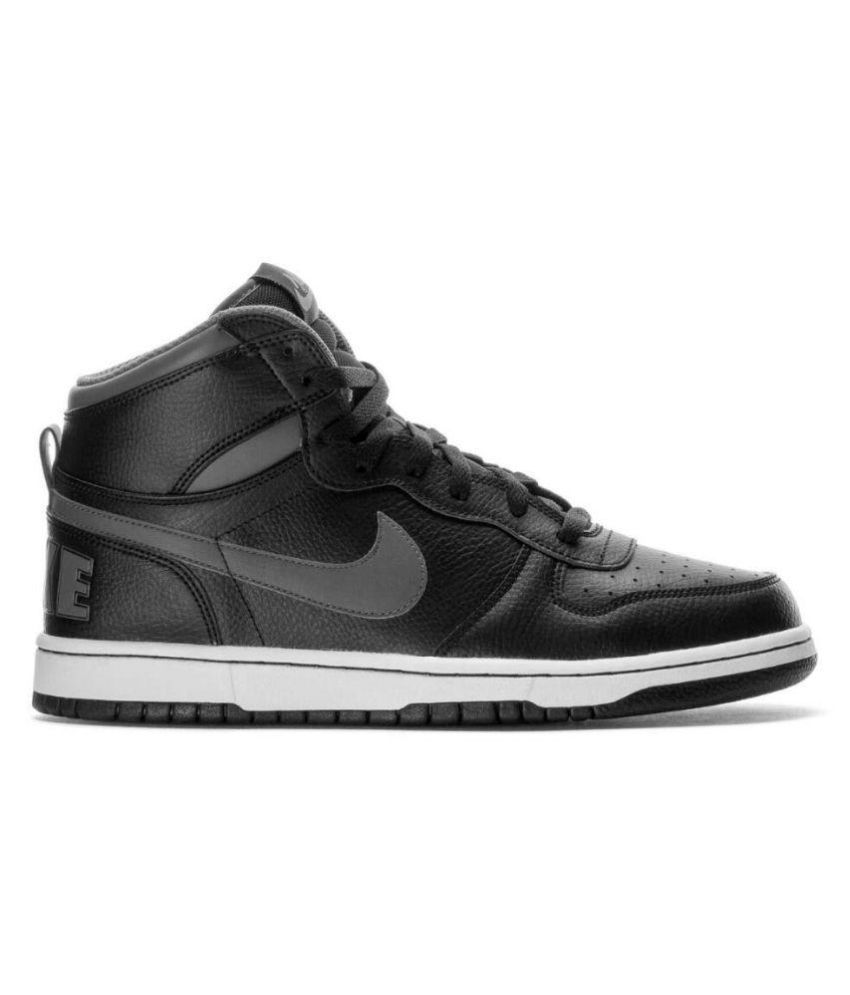 nike black casual shoes style guru fashion