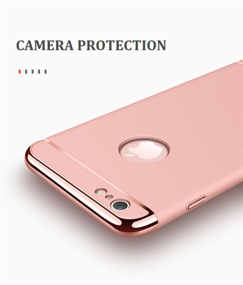 low priced 1f15e bba9c Apple iPhone 6S Bumper Cases BIGZOOK - Rose Gold