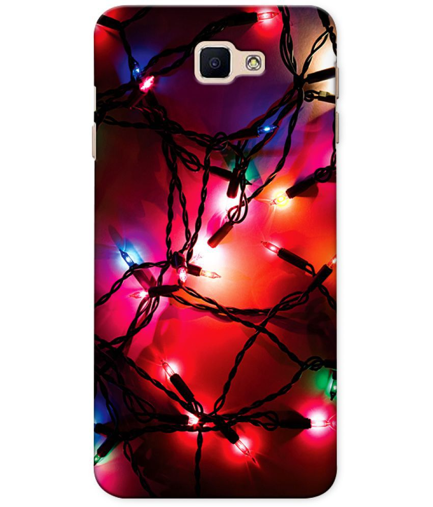 Samsung Galaxy J7 Prime Printed Cover By CRAZYINK