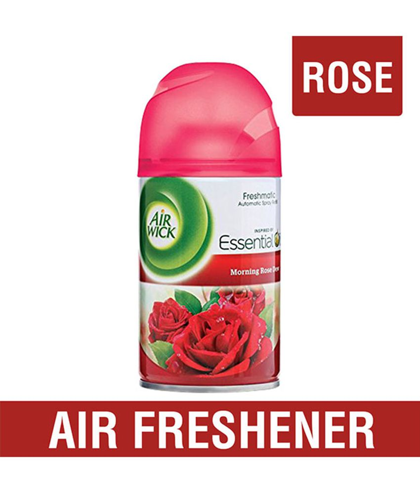 Airwick Freshmatic Refill Life Scents Morning Rose Dew - 250 ml